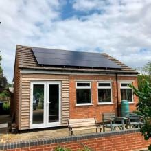 Garage Roof | Synergy Power Ltd
