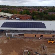 Western Power Depot Leicester | Synergy Power Ltd
